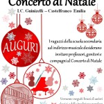 18 dicembre 2015 - Concerto di Natale